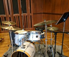 Drum Kit Miking