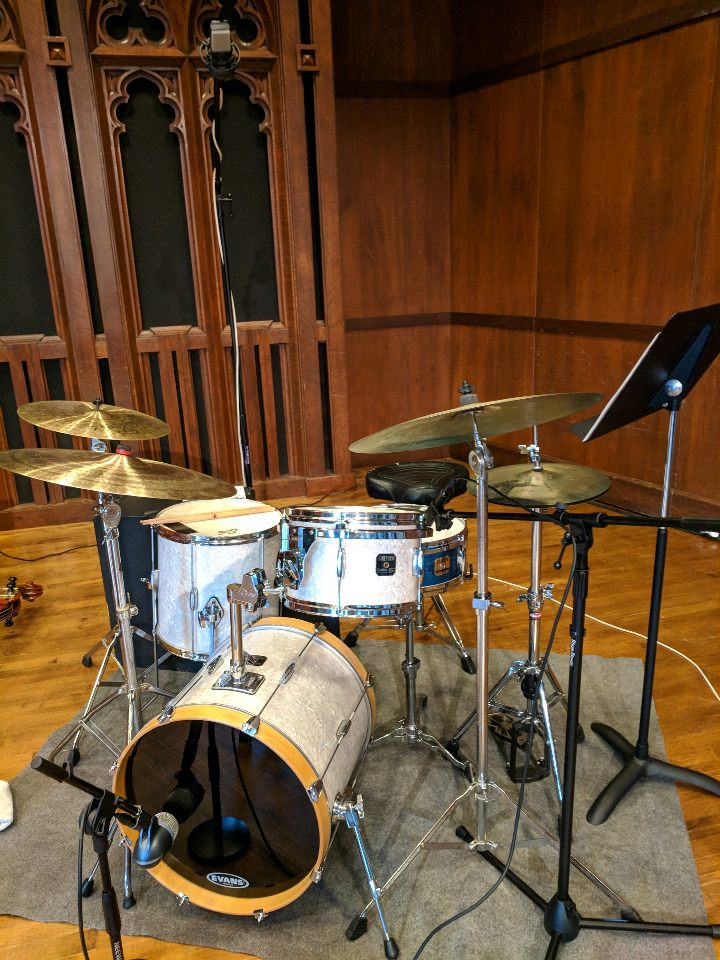 Drum Kit Miking