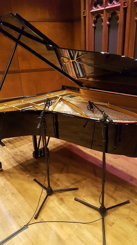 Piano Milabs